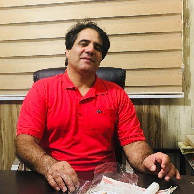 Ali Behboudi